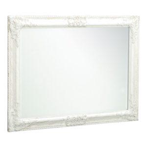 Peegel antique valge (väike)