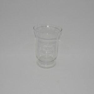 Väike klaasist vaas