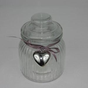 Klaasist purk (väike)