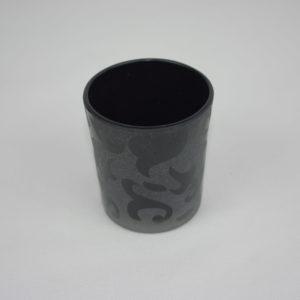 Must teeküünlaalus (väike)