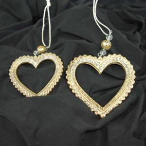 Dekoratiivsed südamed (väike)