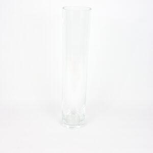 Kõrge klaasist silinder