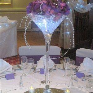 """Kõrge vaas """"Martini"""" (70 cm)"""